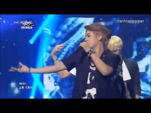 130726 MR.MR - Waiting For You @ Music Bank