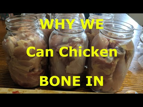 Why We Now Can Chicken BONE-IN