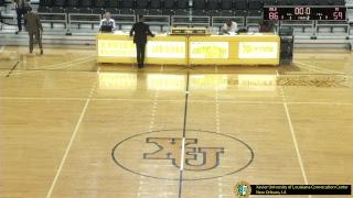 2018-12-18 XULA men's basketball vs. Thomas thumbnail