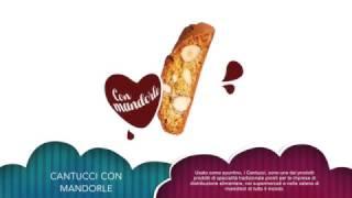 Fabbrica Italiana di produzione biscotti cantucci per distributori all