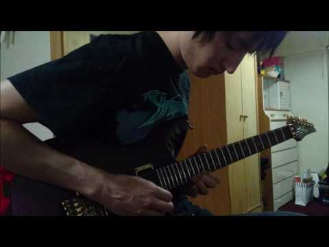 DragonForce - Heroes Of Our Time (Guitar Cover)
