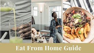 The Nana Konamah Eat From Home Guide!