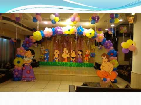 Chota Bheem Theme Party Ideas Youtube