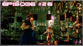 Final Fantasy 13-2 - The Labyrinth of Chaos - Academia 500 AF - Episode 26