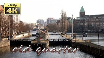Walking from Alexanderplatz to Potsdamer Platz, Berlin - Germany 4K Travel Channel