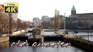 Walking from Alexanderplatz to Potsdamer Platz, Berlin - Germany 4K Travel Channel