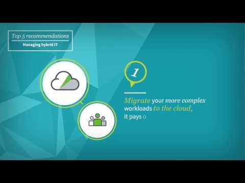 Success factors for managing hybrid IT