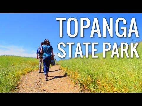 LA Hiking   Topanga State Park & Eagle Rock