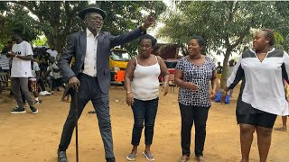 Dirty Dance Challenge: Lilwin Vrs Mama Kali And Other Kumawood Actors In Dance Battle On Set