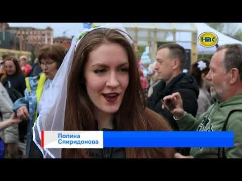 «Забег невест» в Наро-Фоминске