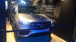 First look at the new generation Mercedes-Benz GLS-Class and facelifted GLC Coupé