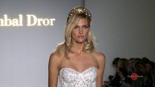 Inbal Dror Fall 2020 Bridal Collection Halo - Runway Fashion Show @ Union West NYBFW 2020