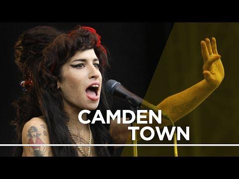 O bairro da Amy Winehouse | Camden Town | Londres de Metrô