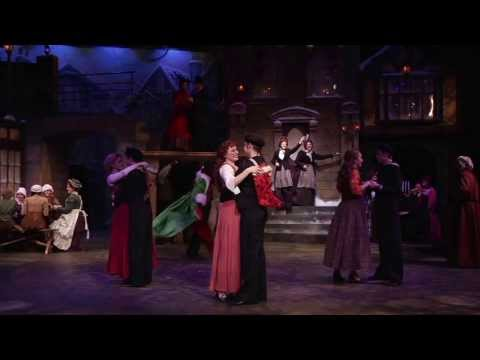 Theatre at the Center's A CHRISTMAS CAROL THE MUSICAL