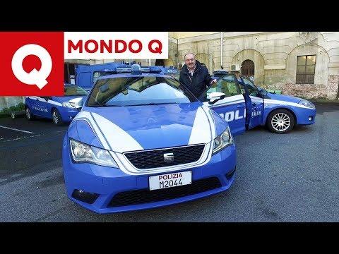 Tutti i segreti delle macchine della polizia | Quattroruote