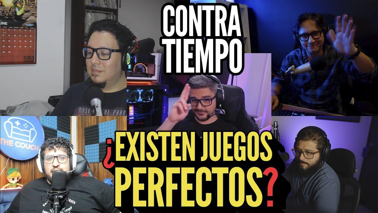 """CONTRATIEMPO #23 """"¿Existen Juegos Perfectos?, ¿Cómo era ir a E3? y ports para Nintendo Switch."""