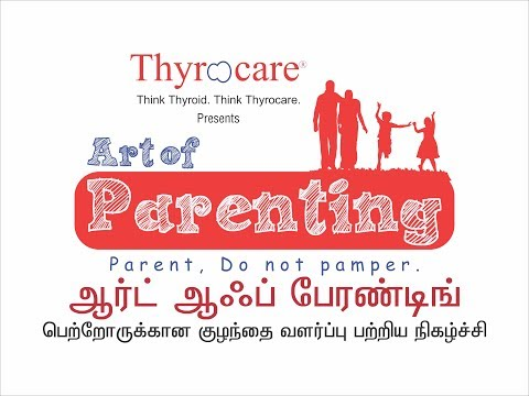 Art of Parenting 3 Edition Highlights - Chennai, Coimbatore & Madurai