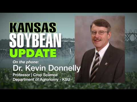 Farm Factor - Soybean Plant Judging at KS State Fair - Oct. 27, 2015