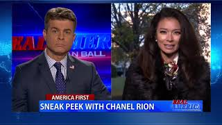 Dan Ball Interview W/ One America News Network Chief White House Correspondent, Chanel Rion