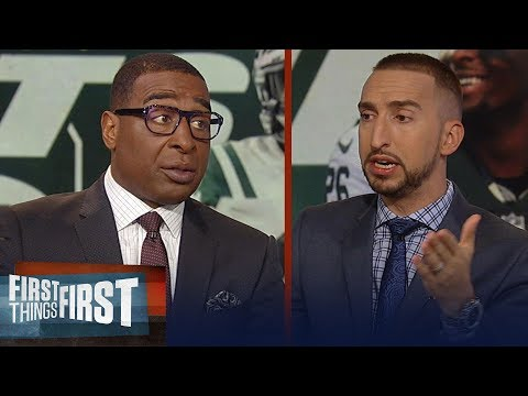 Cris and Nick react to Le'Veon Bell deal with the New York Jets   NFL   FIRST THINGS FIRST