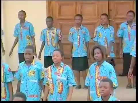 Asinge Maria - Chorale Lavigerie Bukavu