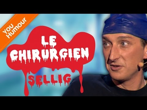 SELLIG - Le Chirurgien #1