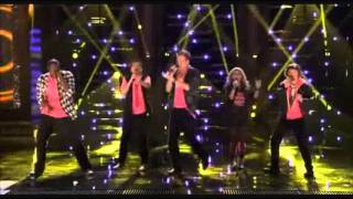 Repeat youtube video 1st Performance - Pentatonix -