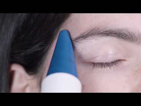 Face massage tool, relaxation with Tem-ki
