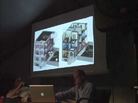 Chris Ware at Oslo Comics Expo 2012