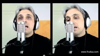 How To Sing a cover of Something Beatles Vocal Harmony