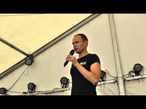 RawFest 2014 - Petr Čech - Ovoce a sport