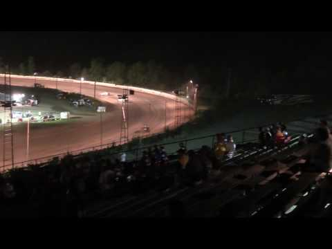 Pittsburgh's Pennsylvania Motor Speedway Big Block Modified Feature 6-17-17