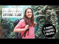 Backpacking Packing Tips | What To Bring For Long Term Travel