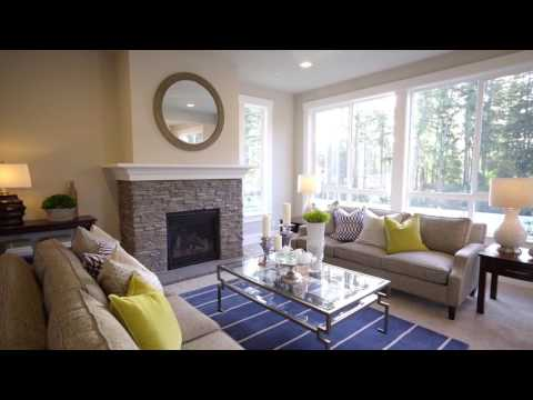 The Westport Model Home at The Enclave in Renton, WA - American Classic Homes