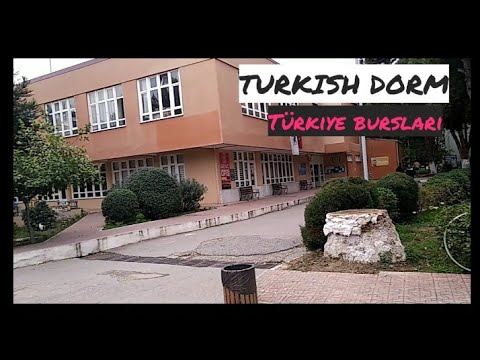 Turkish dormitory | Türkiye bursları | Turkish scholarship | Türkiye yurt