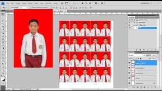 Download lagu Cara Mudah Cetak Pas Foto Dengan Photoshop