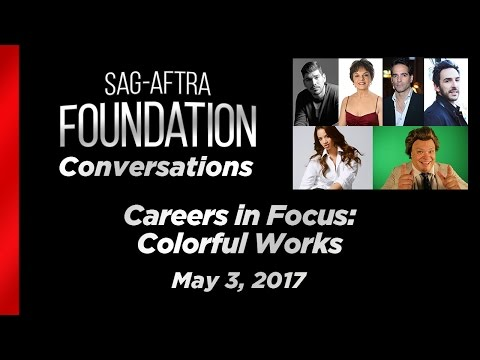 Conversations - Careers in Focus: Colorful Works