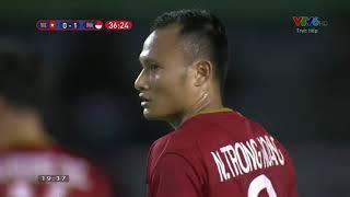 Highlight U22 VIET NAM vs U22 INDONESIA - Những siêu phẩm khiến cả thế giới phải ngả mũ
