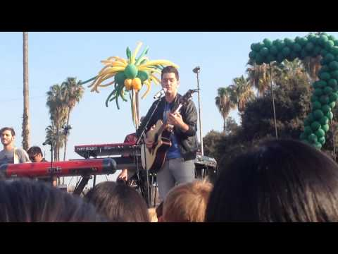 """""""FOREVER"""" - Andy Grammer at Cal Poly Pomona"""
