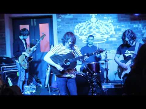 Roosevelt Room plus Support From Jack Anwyl @ Crown Pub Darwen  24th March 2017