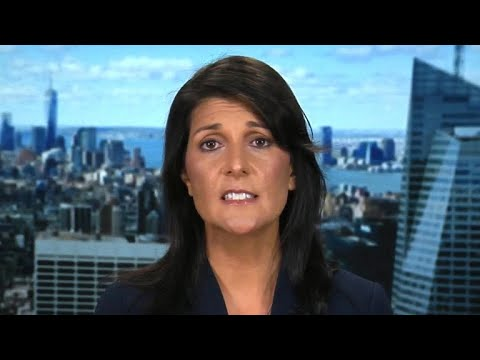 Ambassador Nikki Haley on Trump's Iran, N. Korea comments at U.N.