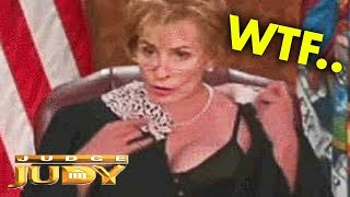 Judge Judy Forgot She Was On TV... Then She Does This... (Judge Judy Best Moments and Cases 2019)