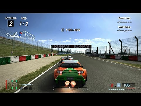 [#1469] Gran Turismo 4 - Mazda RX-8 Concept LM Race Car '01 PS2 Gameplay HD