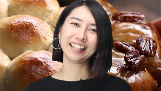 Download Video How To Make 3 Of Rie's Famous Bread Dough Recipes • Tasty MP3 3GP MP4