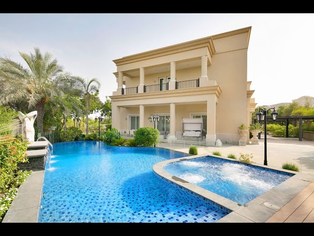 Private Expansive Villa in Dubai, United Arab Emirates   Sotheby's International Realty