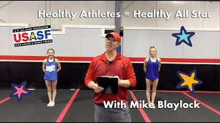 Healthy Athletes = Healthy All Star with Mike Blaylock