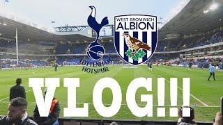 Video Gol Pertandingan West Bromwich Albion vs Tottenham Hotspur