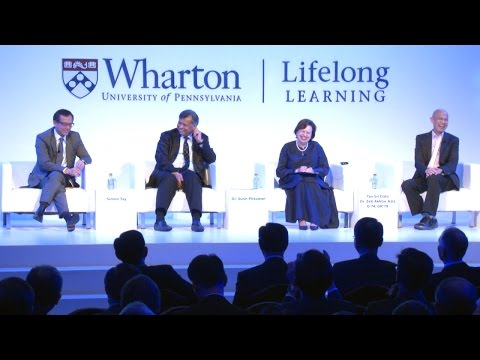 Wharton Global Forum Bangkok 2015: Asia's Complementary and Competing Economic Collaborations