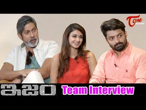 ISM Movie Team Interview | Kalyan Ram, Jagapati Babu, Aditi Arya | #ISM