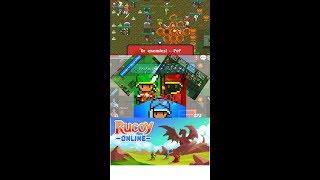 Rucoy online - обзор игры